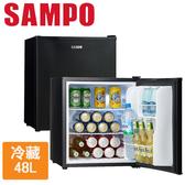SAMPO 聲寶48公升 電子冷藏箱 KR-UA48C