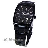 SIGMA 日系經典時尚男錶-黑x銀
