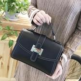 包包 潮韓版時尚女士單肩斜背包簡約百搭手提包07