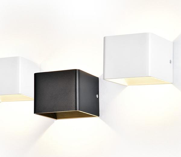 燈飾燈具【燈王的店】城市美學 LED壁燈1燈 ☆ HS8010S-6W