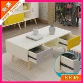 茶几-茶几北歐簡約現代客廳電視櫃組合歐式邊角几小戶型創意多功能桌子 鉅惠85折