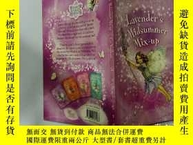 二手書博民逛書店Lavender s罕見Midsummer Mix-up:薰衣草仲夏混搭Y200392