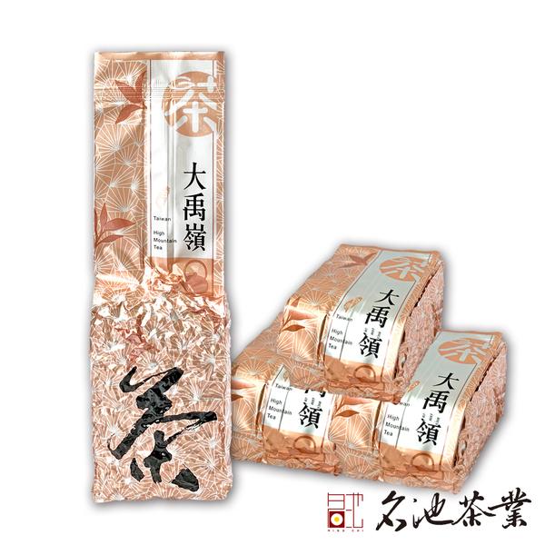 【名池茶業】金喜雲瀑 - 大禹嶺高冷烏龍茶 (150g*4包) 一斤