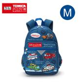 【日本正版】TOMICA x Sanrio 兒童背包 M號 後背包 背包 多美小汽車 三麗鷗 - 254073