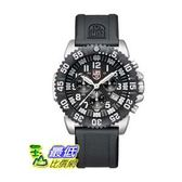 [美國直購 ShopUSA] 手錶 Luminox Navy SEAL Colormark Chronograph Black Dial stainless Steel Mens Watch 3181 $15359