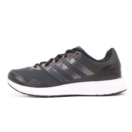 ADIDAS DURAMO 7 女款黑色慢跑鞋-NO.BA8065
