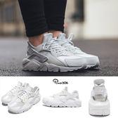 【六折特賣】Nike 武士鞋 Wmns Air Huarache Run 運動 休閒 流行 韓風 潮流 白色 女鞋【PUMP306】634835-108