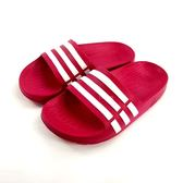 ADIDAS DURAMO SLIDE K  超輕量防水運動拖鞋《7+1童鞋》7244桃色