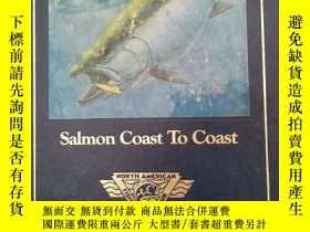 二手書博民逛書店salmon罕見coast to coastY226606 Jr。keizer gruenefeld 出版1