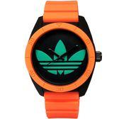 【人文行旅】Adidas | YL/ADH2844 個性潮流腕錶 40mm/愛迪達