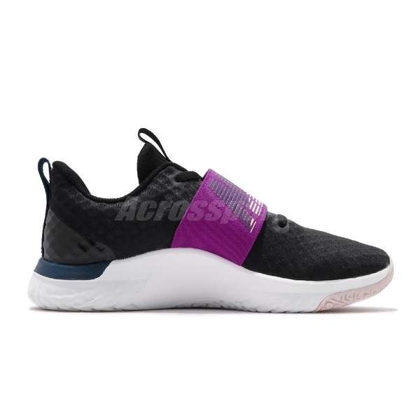 Nike 訓練鞋 Wmns Renew In-Season TR 9 黑 紫 女鞋 運動鞋 【PUMP306】 AT1247-012