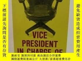 二手書博民逛書店Vice罕見President in Charge of Rev