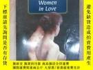 二手書博民逛書店外文書罕見D·H LAWRENCE WOMEN IN LOVE(共432頁,32開) 書口書皮內有字跡Y159
