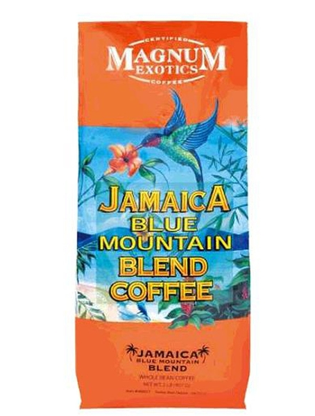 CA468577 MAGNUM BLUE MOUNTAIN BLEND COFFEE 藍山調合咖啡豆 2磅/907公克