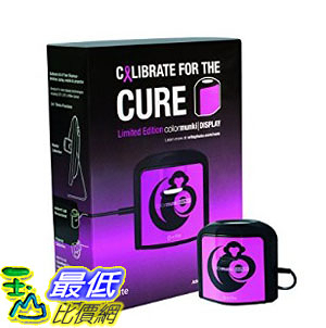 [106美國直購] X-Rite CMUNDIS+PNK professional B01M0OWRFF calibration Color Display, Pink
