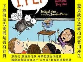 二手書博民逛書店I,罕見Fly: The Buzz about Flies an