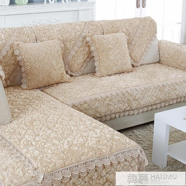 沙發墊冬季加厚防滑四季通用北歐簡約沙發套全包萬能套罩坐墊  夏季新品