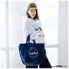 【橘子包包館】STAYREAL SR本色帆布袋(大) BS18009 深藍