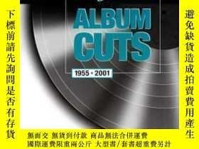 二手書博民逛書店Joel罕見Whitburn s Album Cuts - 1955-2001: Hardcover-喬爾惠特本的