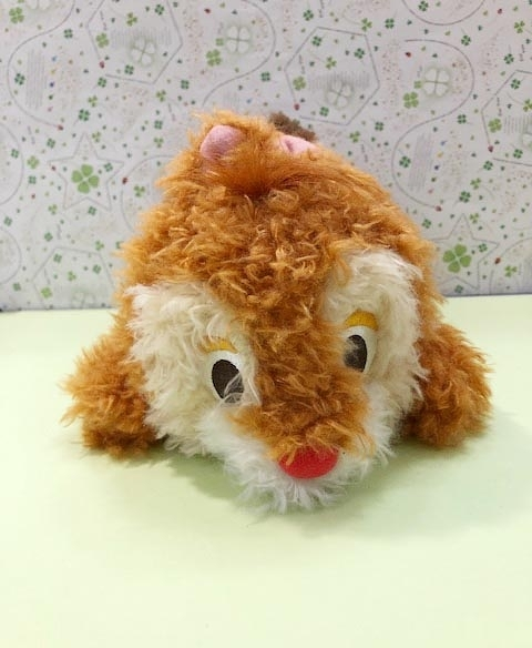 【震撼精品百貨】Chip N Dale_奇奇蒂蒂松鼠~迪士尼 DISNEY絨毛娃娃-松鼠趴#24329