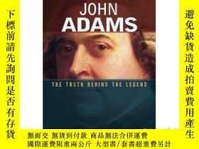 二手書博民逛書店The罕見Real John Adams: The Truth