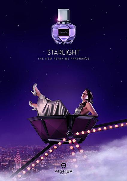 【AIGNER】 Starlight 星光 女性淡香精 100ml