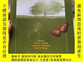 二手書博民逛書店The罕見Positive Psychology Of Meaning and Addiction Recover