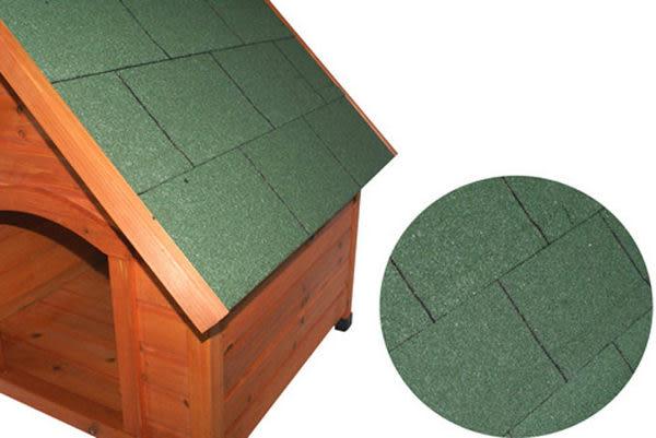 豪華木屋 防雨屋頂 寵物狗狗房子