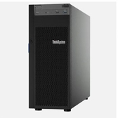 【加購300G SAS*2】Lenovo ST250 (7Y45A014CN) 2.5吋熱抽伺服器【Intel Xeon E-2104G / 8GB / Raid-0.1.10.5】