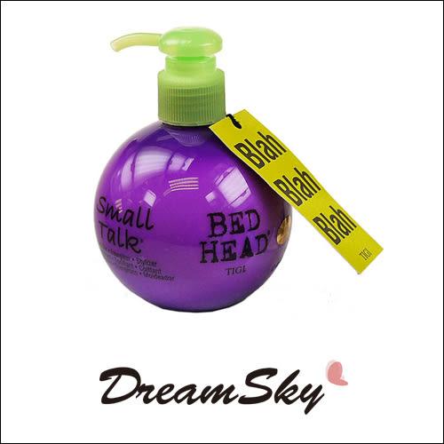 美國 Tigi 寶貝 塑型霜 寶貝蛋 頭髮 修護 造型 捲髮 蓬鬆 免沖洗 美髮 商品 (200ml/罐) DreamSky