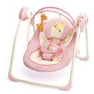 KIds II 豪華攜帶式安撫搖床玩具組-粉紅系列 KI60121
