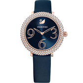 SWAROVSKI施華洛世奇CRYSTAL FROST璀璨時尚錶 5484061