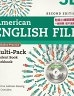 二手書R2YB《American English File 5B 2e》1CD