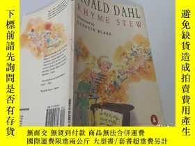 二手書博民逛書店Rhyme罕見Stew:押韻燉菜Y200392