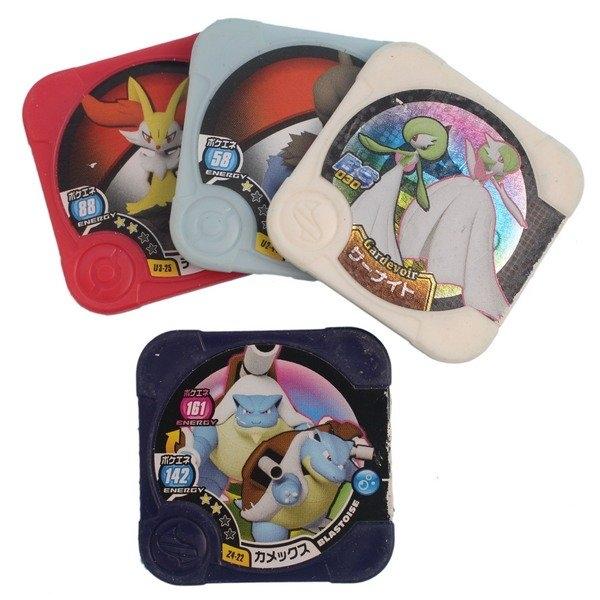 神奇寶貝卡匣 精靈寶可夢卡匣(特別版)/一小包4個入(促99) Pokemon tretta 遊戲機台可玩 田CS80010