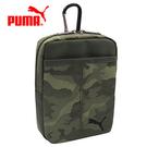 墨綠款【日本正版】PUMA 迷彩 收納腰包 收納包 多層收納 旅行收納 - 134418