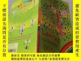 二手書博民逛書店Laurren罕見the puppy fairy小狗仙女勞倫Y200392
