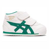 ASICS OT Mexico Mid-Runner TS [1184A001-103] 小童鞋 舒適 保護 緩衝 白綠