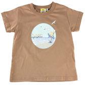 【愛的世界】純棉圓領短袖T恤/6~12歲-台灣製- ★春夏上著