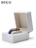 手錶盒 新款珠寶包裝盒手鐲手鏈展示盒手錶盒子單個手錶收納盒【快速出貨】