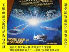 二手書博民逛書店2手英文罕見The Star Trek Encyclopedia