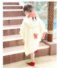 [韓風童品] 韓國Avalon兒童浴袍 竹纖維男女童浴巾 小鴨造型嬰幼兒浴袍  兒童浴巾浴袍