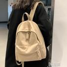 書包女韓版原宿ulzzang高中大學生初中簡約百搭雙肩背包2021新款 3C優購