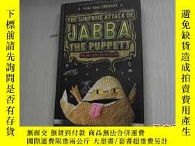 二手書博民逛書店the罕見purprise attack of jabba th