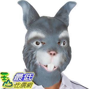 [103美國直購] 兔子頭面具 Giant Animal Masks by Allures & Illusions - Rabbit Head Costume Mask $725
