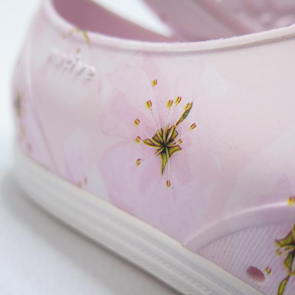 Native JERICHO PRINT 輕便鞋 女款 113004018836 粉色 茱萸花【iSport愛運動】