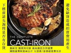 二手書博民逛書店The罕見Complete Cast-Iron CookbookY410016 Cider Mill Pres