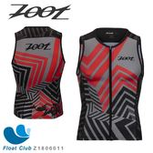 【ZOOT】 CALI 男款超低水阻全拉鐵人上衣 Z1806011