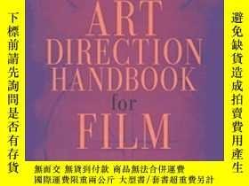 二手書博民逛書店The罕見Art Direction Handbook For Film-電影藝術指導手冊Y436638 Mi
