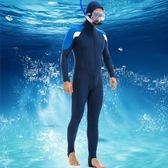 【年終大促】男女童大碼兒童潛水服女水母衣